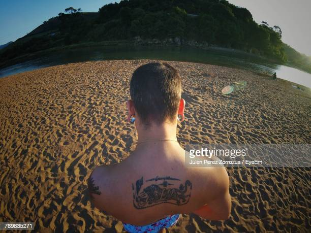 60 Top Back Of Shoulder Tattoo Pictures Photos Images