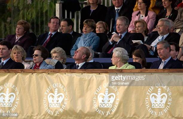 Rearadmiral Timothy Laurence Camilla Parkerbowles Princess Anne Princess Alexandra Prince Philip Angus Ogilvy Queen Elizabeth Ll Lady Sarah Chatto...