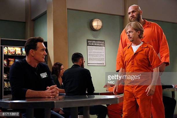CROWDED Rearviewmirror Episode 108 Pictured Patrick Warburton as Mike David Spade as Kyle Winston James Francis as Marcus
