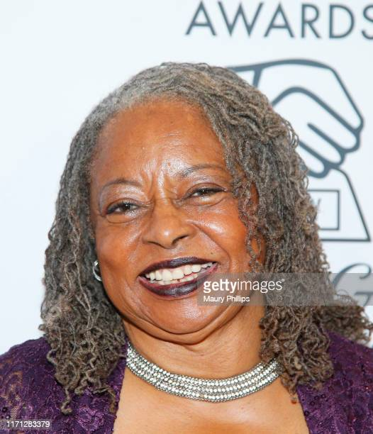 Reatha Grey attends the eZWay Awards Golden Gala at Center Club Orange County on August 30 2019 in Costa Mesa California