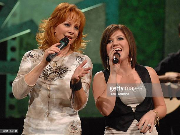 Reba McEntire and Kelly Clarkson Premieres on CMT Sunday June 24 at 800 pm ET/PT