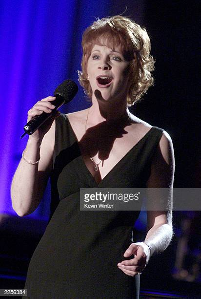 Reba McEntire at the Beverly Hilton Hotel as Variety Salutes Army Archerd's 50th Anniversary in Beverly Hills Ca Friday April 26 2002 Photo by Kevin...