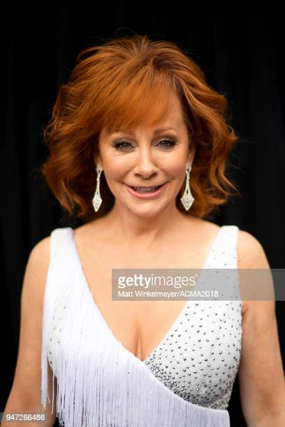 Reba McEntire attends the 53rd Academy of Country Music Awards t on April 15 2018 in Las Vegas Nevada