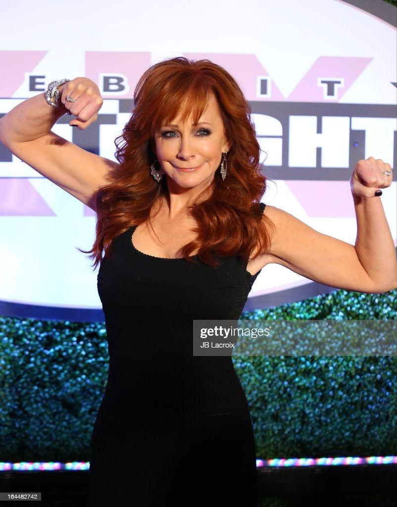 Reba McEntire attends the Muhammad Ali's Celebrity Fight Night XIX held at JW Marriott Desert Ridge Resort & Spa on March 23, 2013 in Phoenix, Arizona.