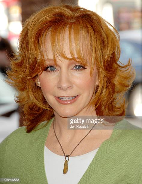 Reba McEntire during Charlotte's Web Los Angeles Premiere Arrivals at ArcLight Theatre in Hollywood California United States