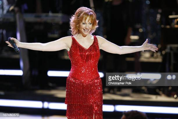Reba McEntire during CMT Giants Honoring Reba McEntire - Show at Kodak Theater in Hollywood, California, United States.