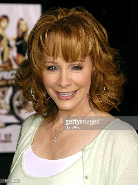 Reba McEntire during 'Supercross' Los Angeles Premiere Arrivals at Veterans Administration Complex in Westwood California United States