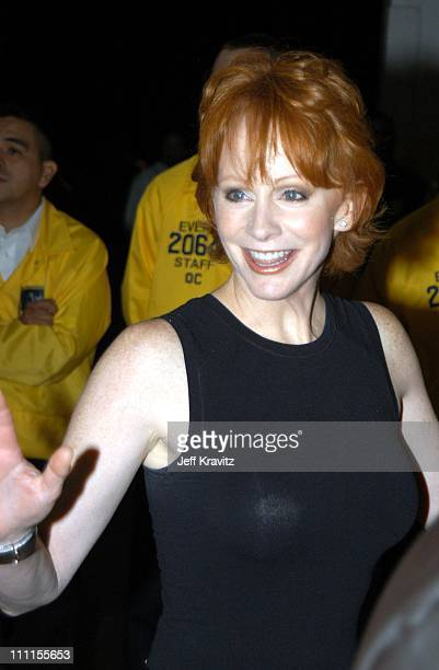 Reba McEntire during The 30th Annual American Music Awards Backstage Party at Shrine Auditorium in Los Angeles California United States