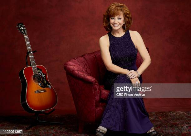 Reba McEntire host of THE 54TH ACADEMY OF COUNTRY MUSIC AWARDS broadcast LIVE from the MGM Grand Garden Arena in Las Vegas Sunday April 7 on the CBS...