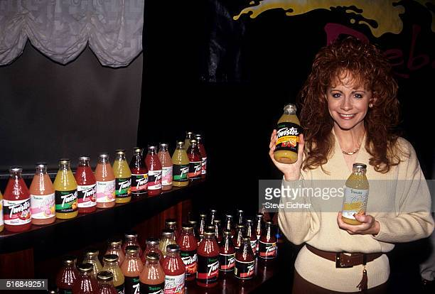 Reba McEntire portrait at Rainbow Room New York June 30 1993