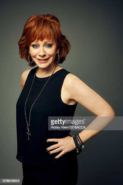 Reba McEntire poses for a portrait at the 2016 American Country Countdown Awards Peoplecom on May 1 2016 in Inglewood California