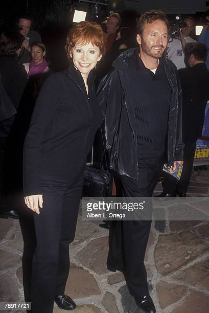 Reba McEntire with husband Narvel Blackstock