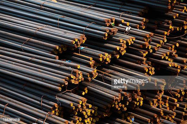 rebar - construction material stock pictures, royalty-free photos & images