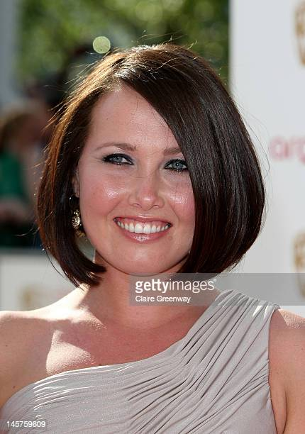 Rebecca Atkinson attends The Arqiva British Academy Television Awards 2012 at The Royal Festival Hall on May 27 2012 in London England
