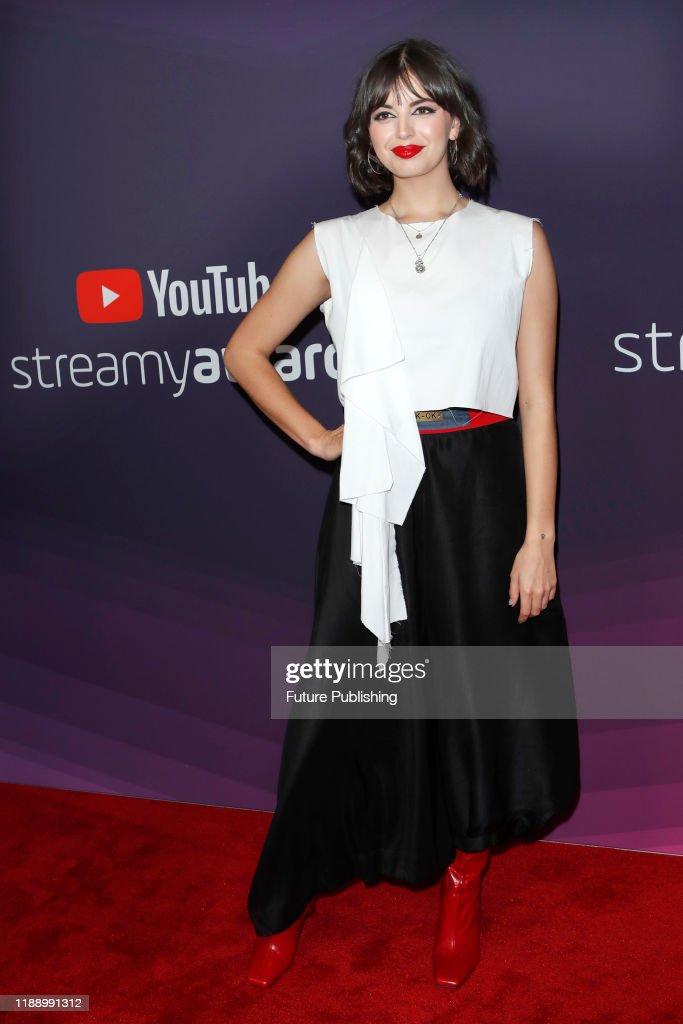 9th Annual Streamy Awards : News Photo