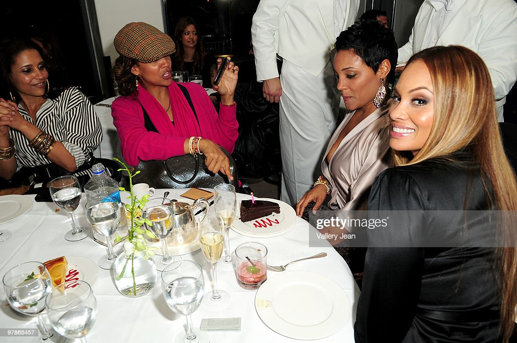 Vh1s Evelyn Lozada Hosts Birthday Celebration For Amaris Jones