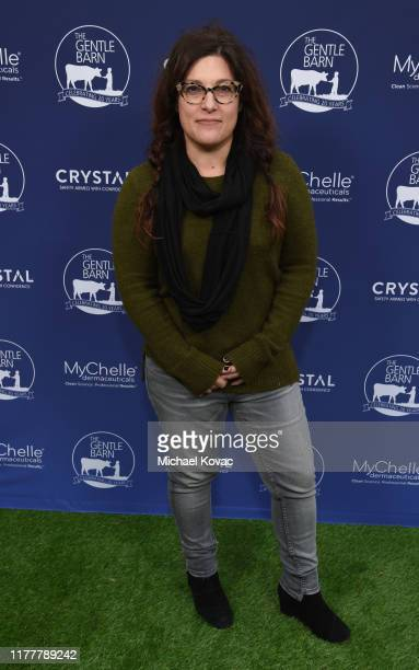 Rebecca Corry arrives at The Gentle Barn's 20th Anniversary Celebration at The Gentle Barn on September 28, 2019 in Santa Clarita, California.