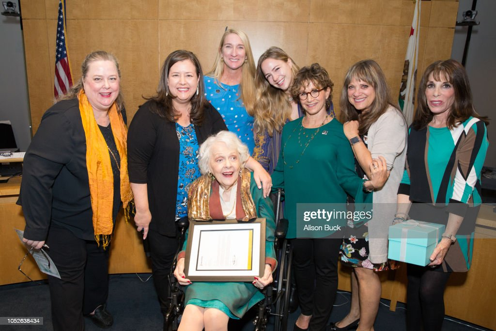 SAG-AFTRA Presentation Of Founders And Presidentâ™s Awar : News Photo