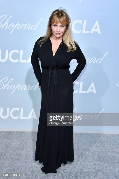 Rebecca De Mornay arrives at the 2019 Hollywood For Science Gala at Private Residence on February 21 2019 in Los Angeles California