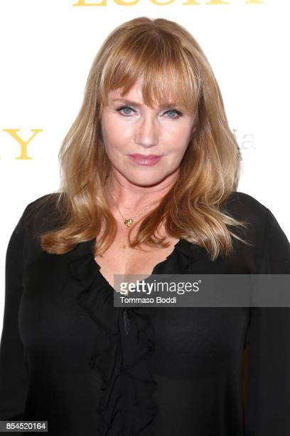Rebecca De Mornay attends the Premiere Of Magnolia Pictures' Lucky at Linwood Dunn Theater on September 26 2017 in Los Angeles California