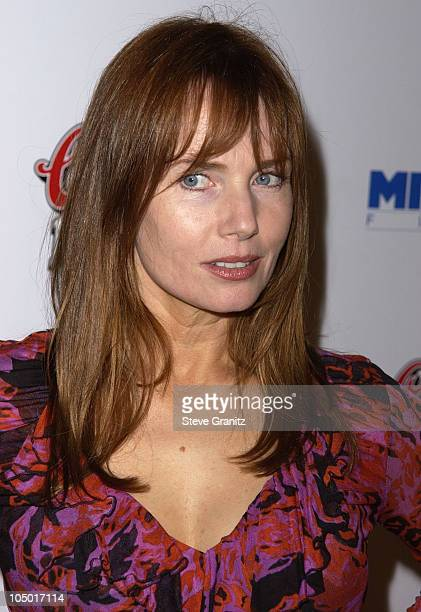 Rebecca De Mornay during Frida Premiere Los Angeles at Los Angleles County Museum of Art in Los Angeles California United States