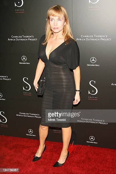 Rebecca De Mornay during Grand Opening of Social Hollywood at Social Hollywood in Hollywood CA United States