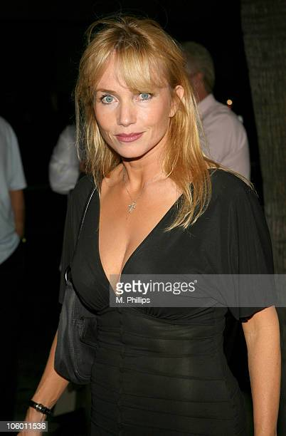 Rebecca de Mornay during Hollywoodland Los Angeles Premiere Arrivals at Academy Theatre in Beverly Hills California United States