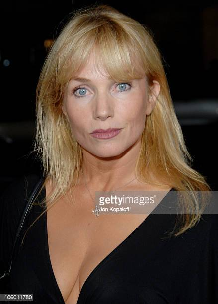 Rebecca De Mornay during Hollywoodland Los Angeles Premiere Arrivals at Academy of Motion Picture Arts and Sciences in Beverly Hills California...