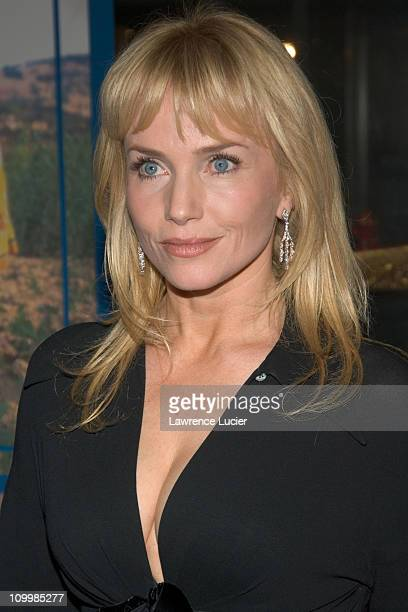 Rebecca De Mornay during Jennifer Lopez and Marc Anthony Attend the United Nations Gala Awards Dinner at United Nations in New York City New York...