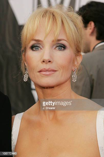 Rebecca De Mornay during 'Lords of Dogtown' Los Angeles Premiere Red Carpet at Mann's Chinese Theater in Hollywood California United States