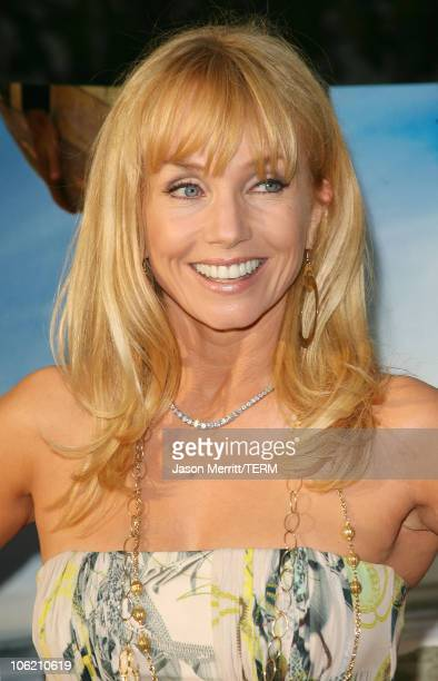 Rebecca De Mornay during Los Angeles Premiere of the HBO Original Series 'John From Cincinnati' Arrivals at Paramount Theater in Hollywood California...