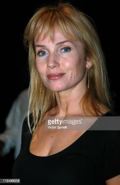 Rebecca De Mornay during Opening Night of The Graduate Los Angeles at Whilshire Theatre in Beverly Hills California United States