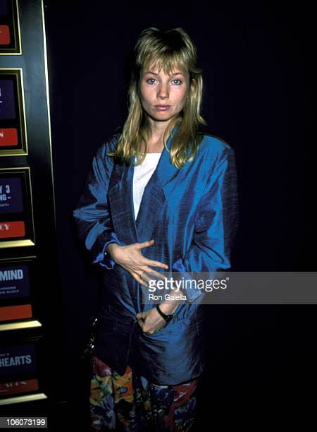 Rebecca De Mornay during Screening of Desert Hearts at Cinema II Theater in New York City New York United States