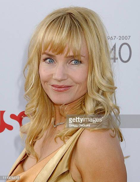 Rebecca DeMornay during Al Pacino Honored with 35th Annual AFI Life Achievement Award Arrivals at Kodak Theater in Hollywood California United States