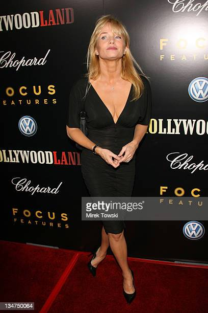 Rebecca DeMornay during Hollywoodland Los Angeles Premiere Arrivals at Academy of Motion Picture Arts and Sciences in Hollywood California United...