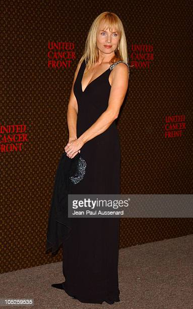 Rebecca DeMornay during The Louis Vuitton United Cancer Front Gala Arrivals at Private Residence in Holmby Hills California United States