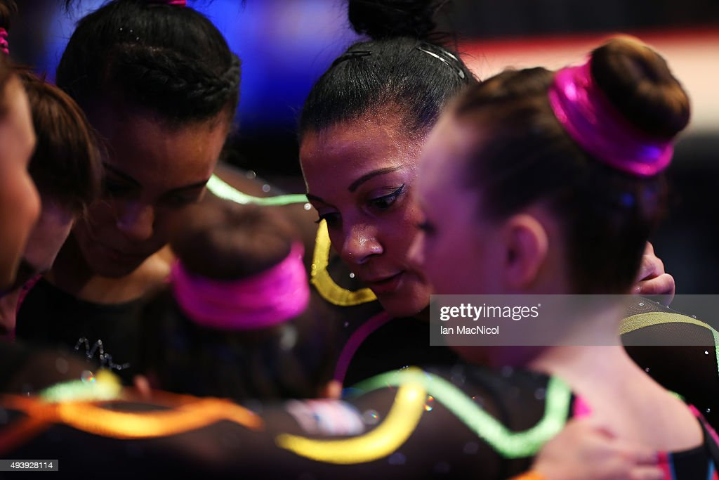 2015 World Artistic Gymnastics Championships - Day One