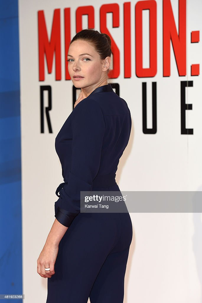 """Mission: Impossible Rogue Nation"" - Exclusive Screening - Red Carpet Arrivals"