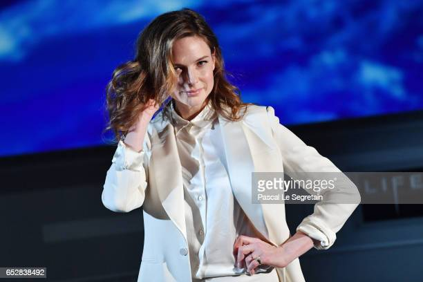 Rebecca Ferguson attends Life Photo Call on March 13 2017 in Paris France