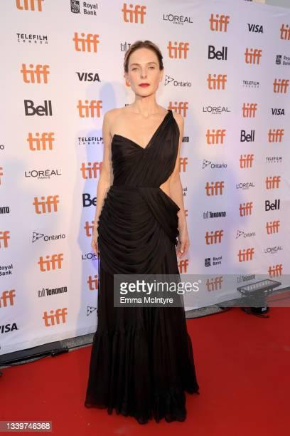 "Rebecca Ferguson attends the ""Dune"" Premiere during the 2021 Toronto International Film Festival at Cinesphere on September 11, 2021 in Toronto,..."