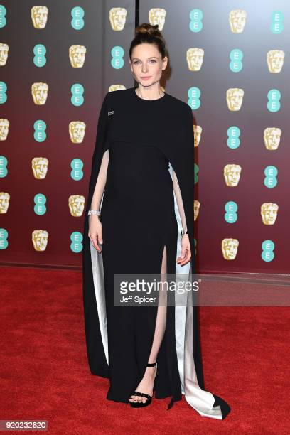 Rebecca Ferguson attends the EE British Academy Film Awards held at Royal Albert Hall on February 18 2018 in London England