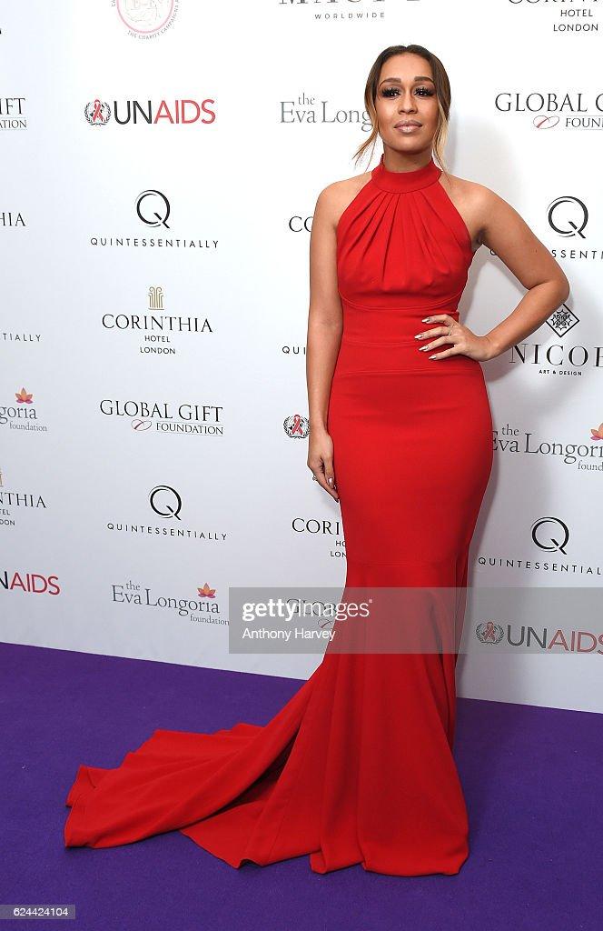 Rebecca Ferguson attends the Global Gift Gala London on November 19, 2016 in London, United Kingdom.