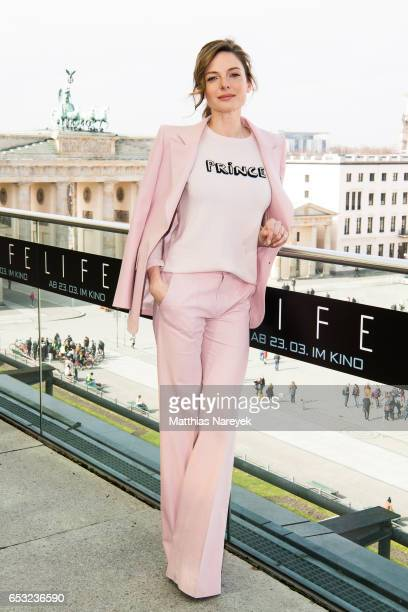 Rebecca Ferguson attends the 'LIFE' Photo Call In Berlin at Akademie der Kuenste on March 14 2017 in Berlin Germany