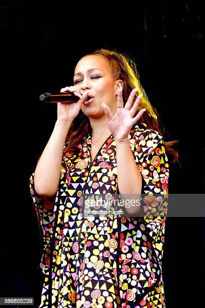 Rebecca Ferguson Love Supreme Jazz Festival Glynde Place East Sussex 2015 Artist Brian O'Connor