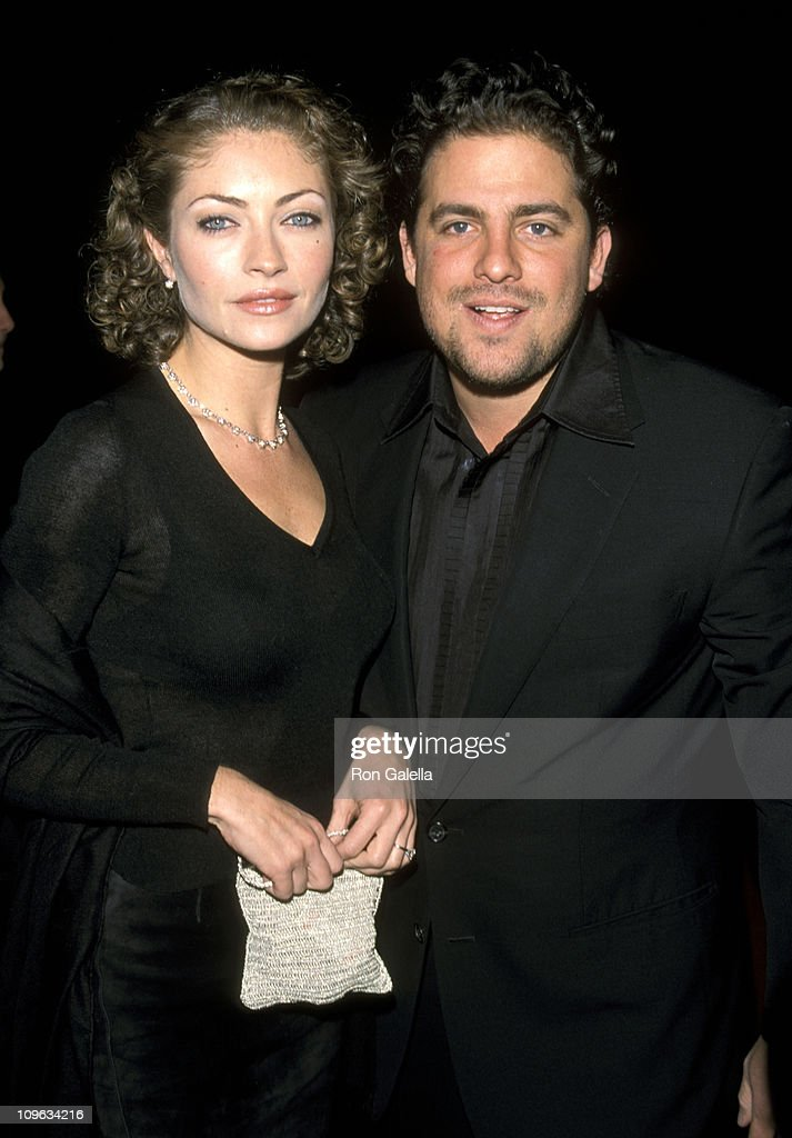 How To Use Noxzema >> Rebecca Gayheart and Brett Ratner during The 40th Annual GRAMMY... News Photo - Getty Images