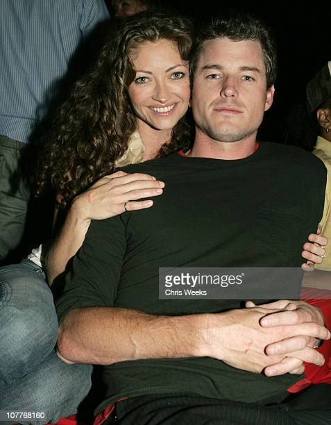 Rebecca Gayheart and Eric Dane during Maxim and Sobe Host 'Tale Slide' in Celebration of the 2004 XGames Inside at Jim Hensen Studios in Hollywood...