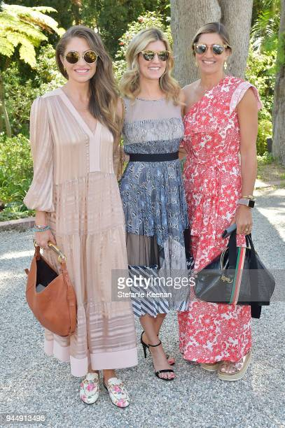 Rebecca Gayheart Dane Kendra Cole Hand and Robin Cassidy attend Stella McCartney HEART Brunch 2018 at Private Residence on April 11 2018 in Los...