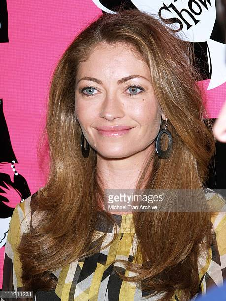 Rebecca Gayheart during 4th Annual Best in Drag Show to Benefit Aid for AIDS at WilshireEbell Theater in Los Angeles California United States