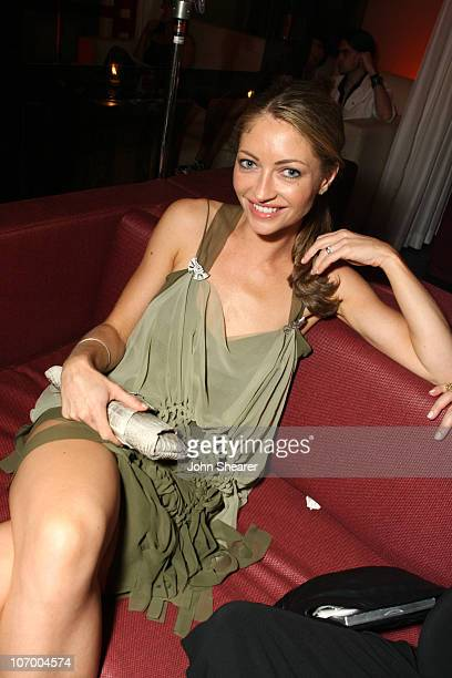 Rebecca Gayheart during Entertainment Weekly Magazine 4th Annual Pre-Emmy Party - Inside at Republic in Los Angeles, California, United States.