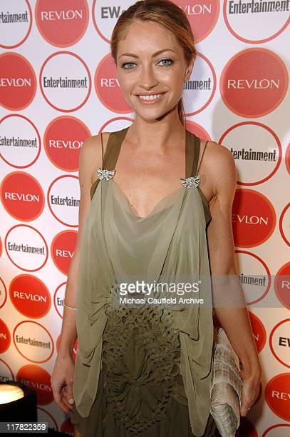 Rebecca Gayheart during Entertainment Weekly Magazine 4th Annual Pre-Emmy Party - Red Carpet at Republic in Los Angeles, California, United States.